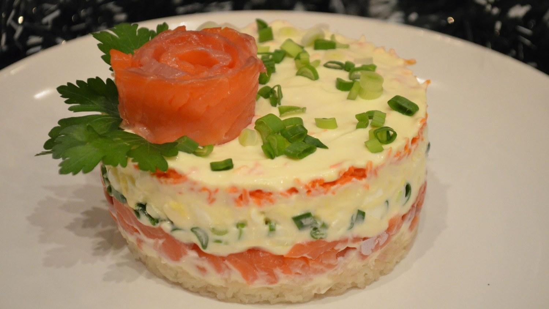 Вкусные праздничные салаты рецепты с отзывы лучшие рецепты